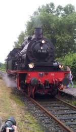 Alle Baureihen/218221/78-468-in-ostfriesland-am-19072011 78 468 in Ostfriesland am 19.07.2011